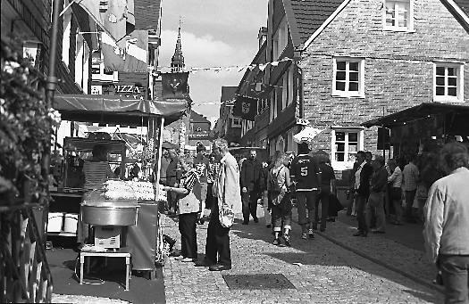 Altstadtfest Hückeswagen 1