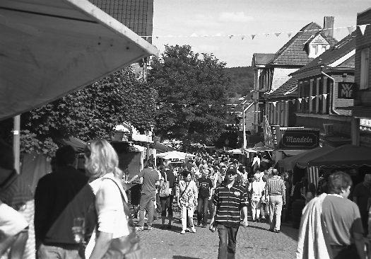 Altstadtfest Hückeswagen 2