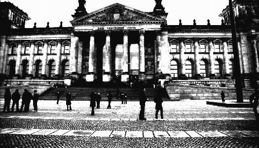 Deutscher Reichstag Berlin