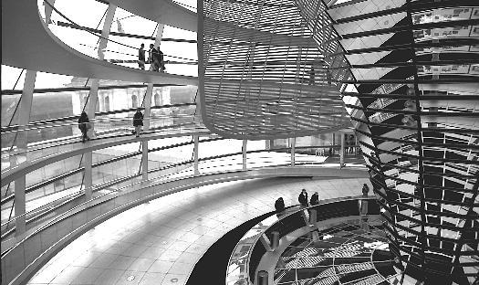 Deutscher Reichstag Kuppelf
