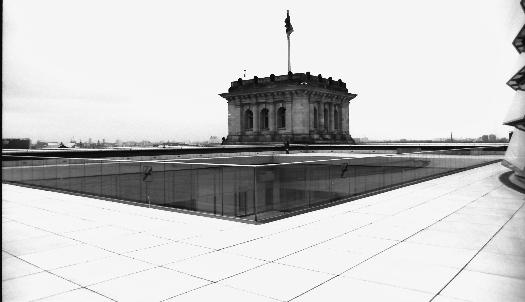 Deutscher Reichstag Dach