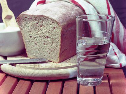 Brot aus eigener Produktion
