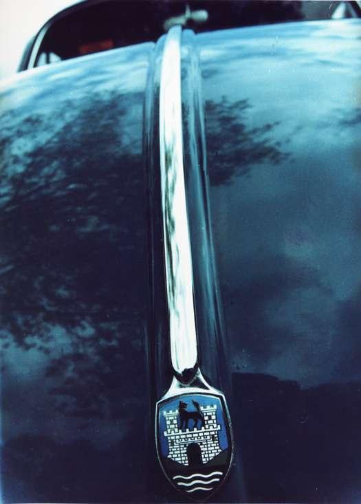 VW Käfer Motorhaube