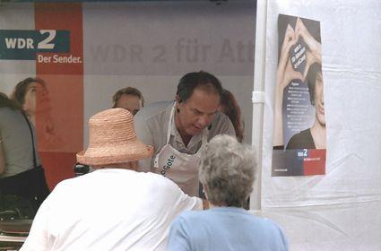 WDR2 für eine Stadt