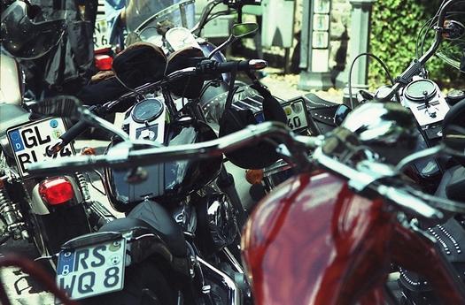WDR 2 für eine Stadt. Harley-Davidson Club Bergisches-Land