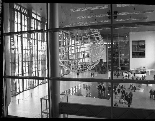 Autostadt Wolfsburg Eingangshalle