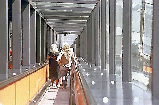 Rolltreppe Zollverein