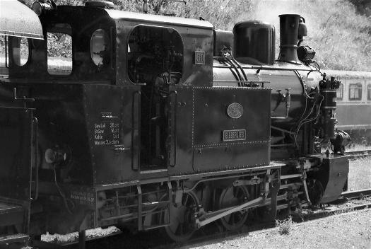 Schmalspurbahn-Bieberlies